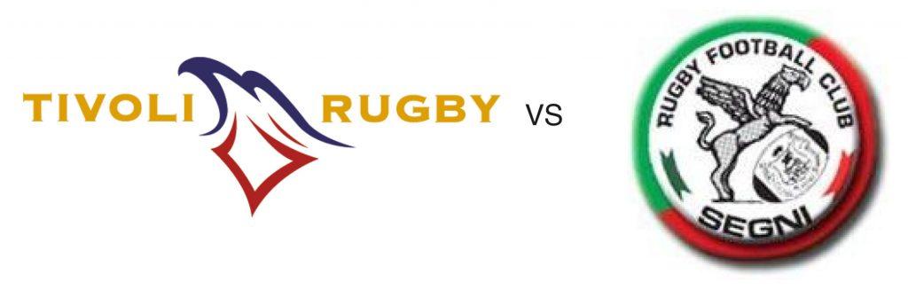 Tivoli Rugby vs Segni