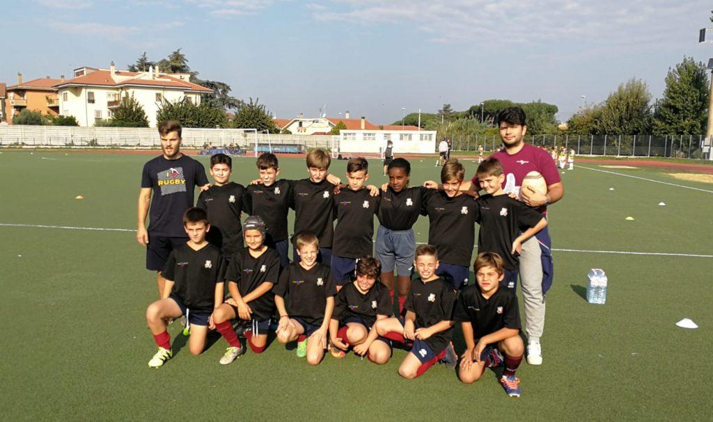 Raggruppamento Under 12 a Ciampino