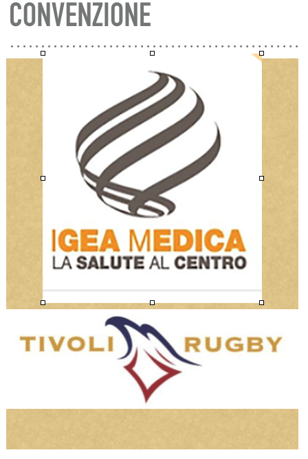 Tivoli Rugby e Igea Medica Tivoli