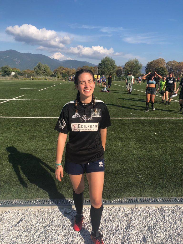 Esordio in Serie A femminile per la nostra atleta Elisa Marziale
